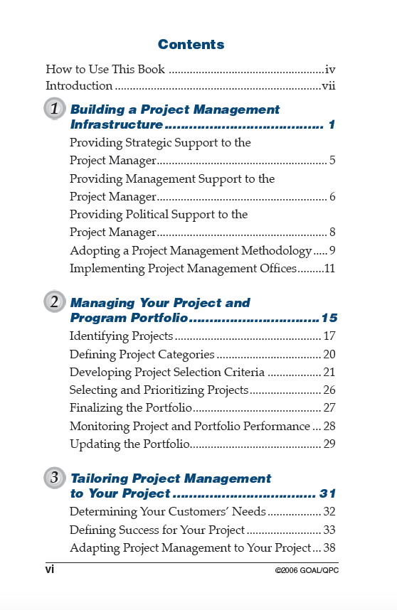 advanced project management Advanced project management e-learning, pmp and capm exam prep.