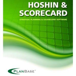 PlanBase Hoshin/Scorecard Software