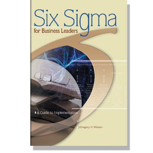 Six Sigma for Business Leaders 450 x 450