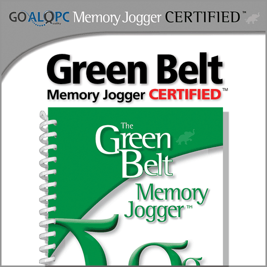 Green Belt Memory Jogger – GOAL/QPC
